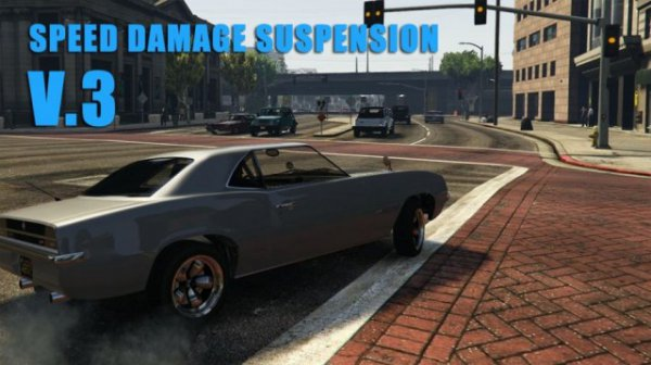 Speed Damage Suspension v3.0