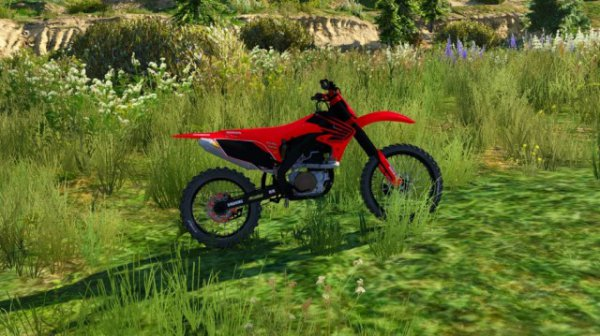 Honda CR450R Special Edition 2009