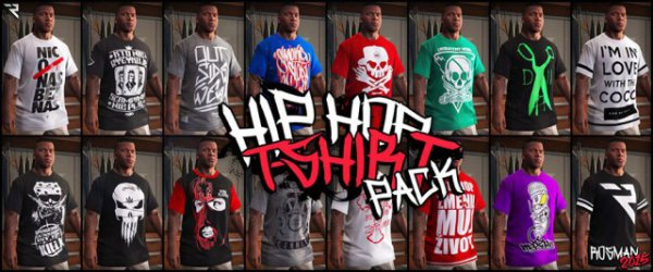 Hip Hop T-Shirt Pack